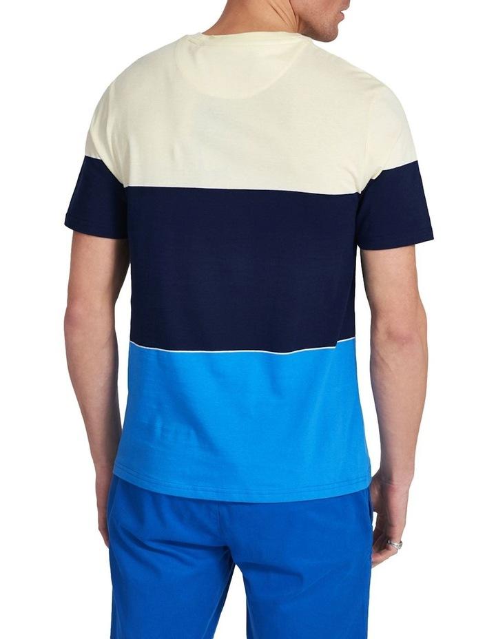 Wide Multi Stripe T-Shirt image 3