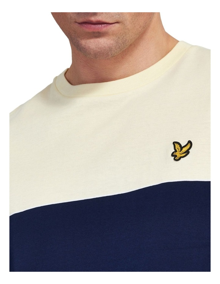 Wide Multi Stripe T-Shirt image 4