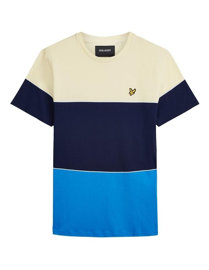 Wide Multi Stripe T-Shirt image 5