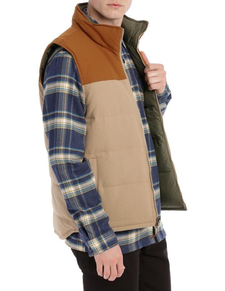 M'S Reversible Bivy Down Vest image 2