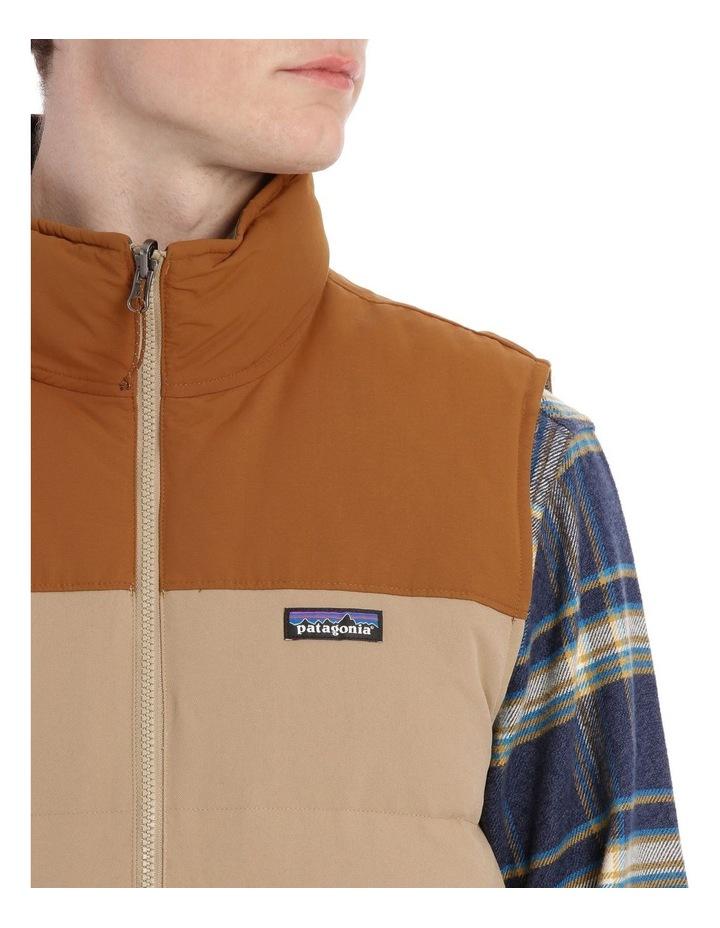 M'S Reversible Bivy Down Vest image 5