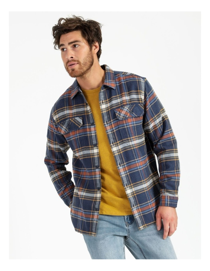 Long Sleeve Fjord Flannel Shirt image 1