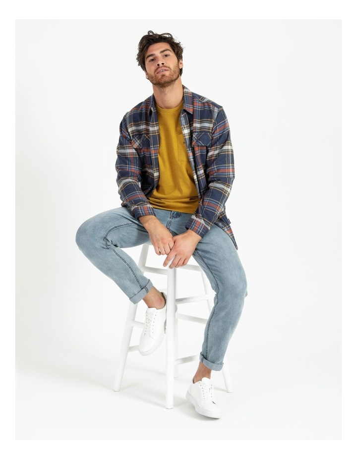Long Sleeve Fjord Flannel Shirt image 2