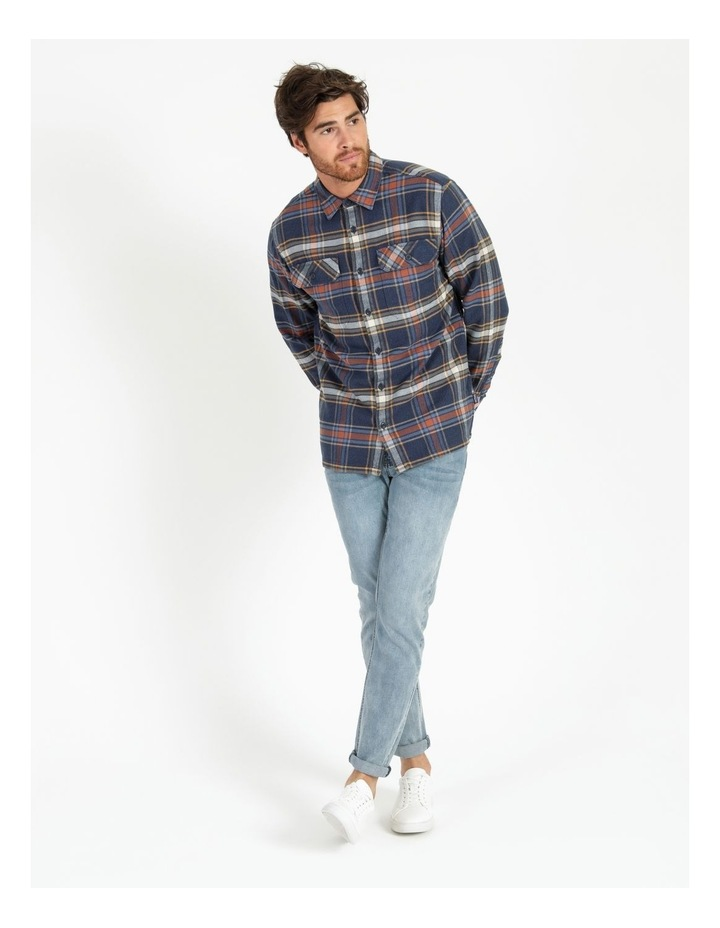 Long Sleeve Fjord Flannel Shirt image 3