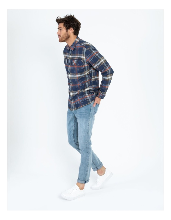 Long Sleeve Fjord Flannel Shirt image 4