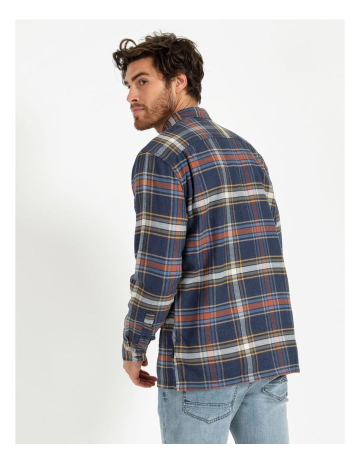 Long Sleeve Fjord Flannel Shirt image 5