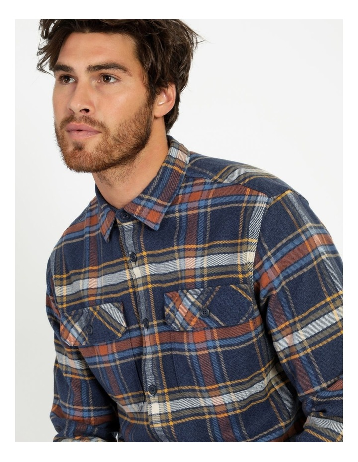 Long Sleeve Fjord Flannel Shirt image 6