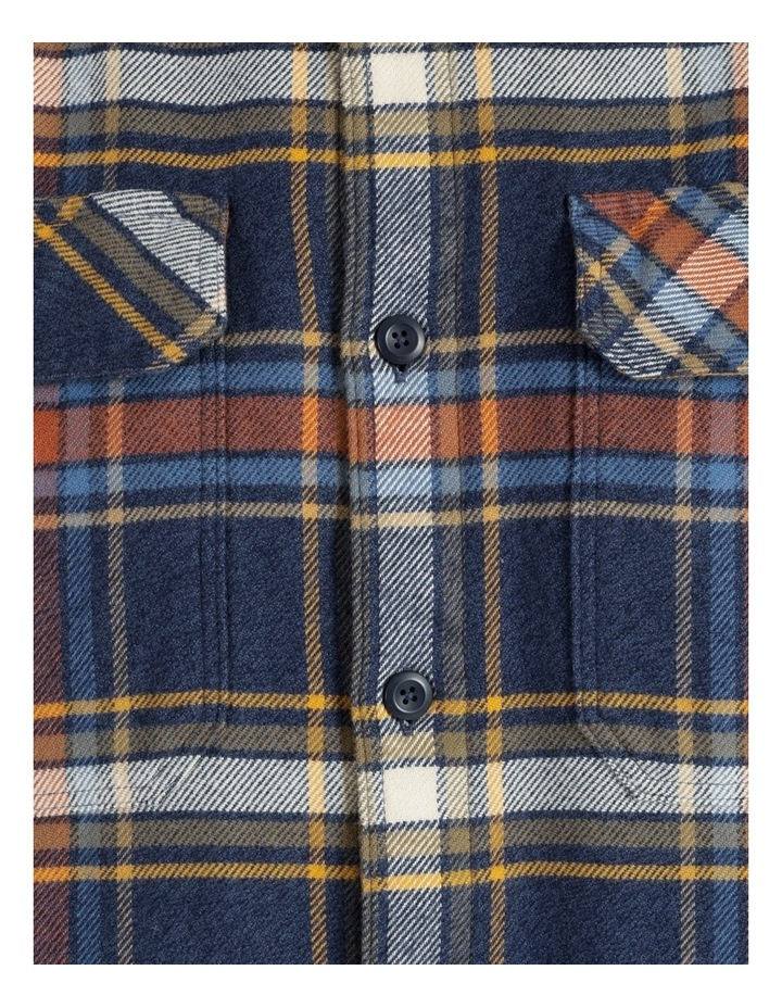 Long Sleeve Fjord Flannel Shirt image 7