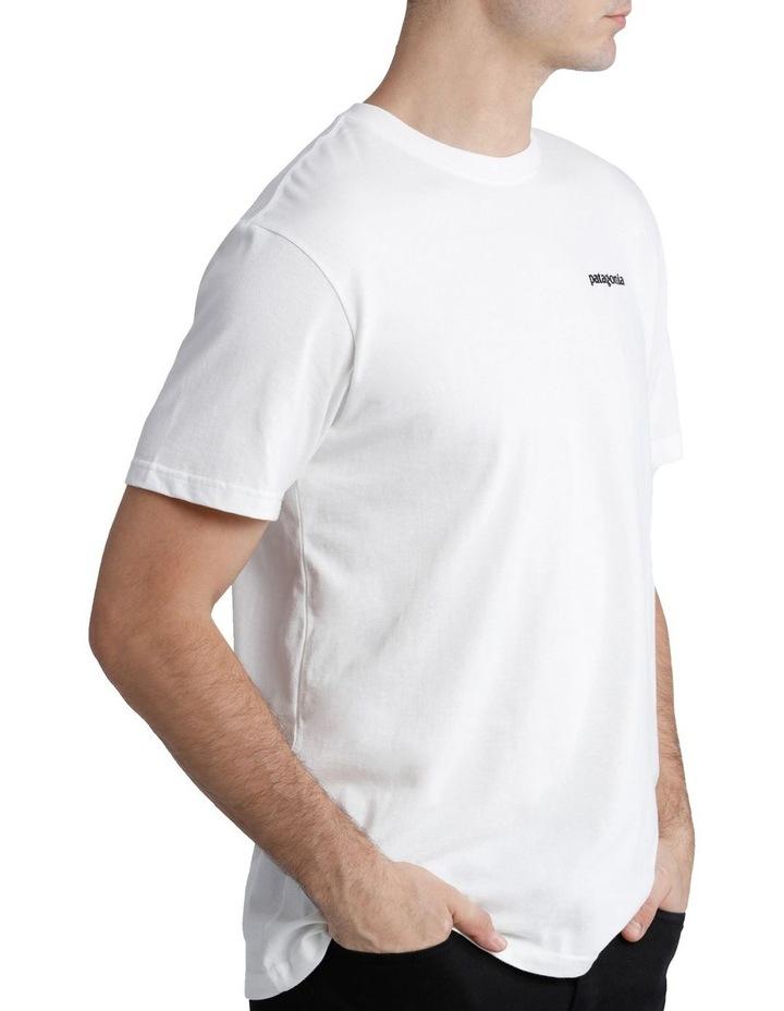M'S P-6 Logo Cotton T-Shirt image 2
