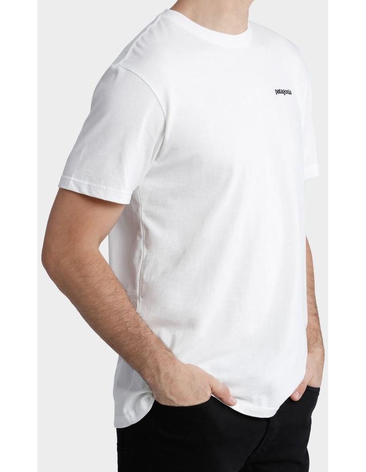 M'S P-6 Logo Cotton T-Shirt image 4