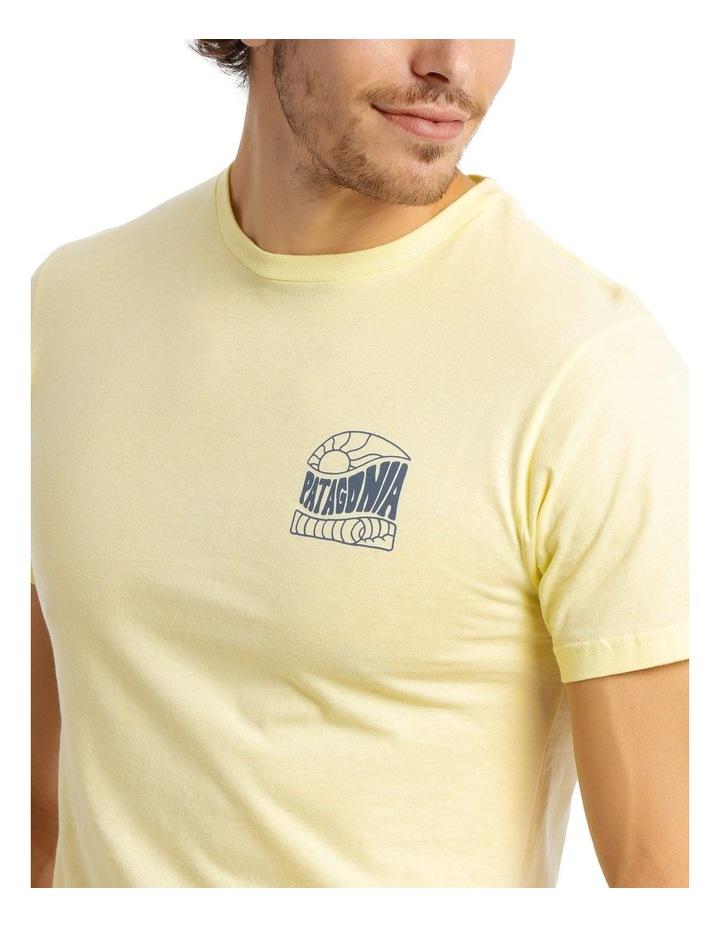 M'S Cosmic Peaks Organic T-Shirt image 4