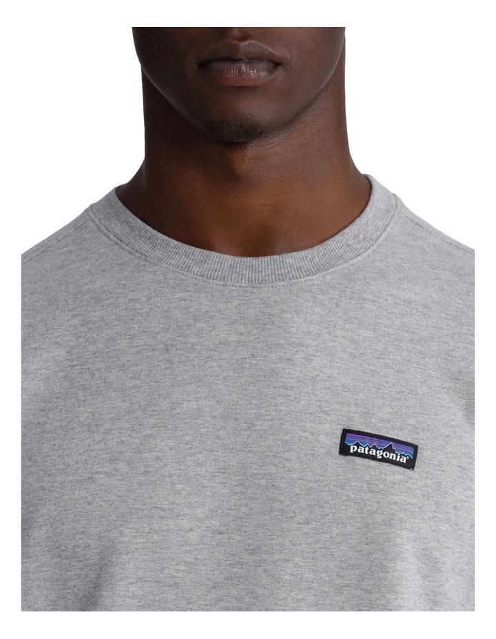 M'S P-6 Label Midweight Crew Sweatshirt image 4