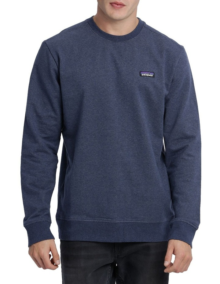 M's P-6 Label Midweight Crewneck Sweater image 1