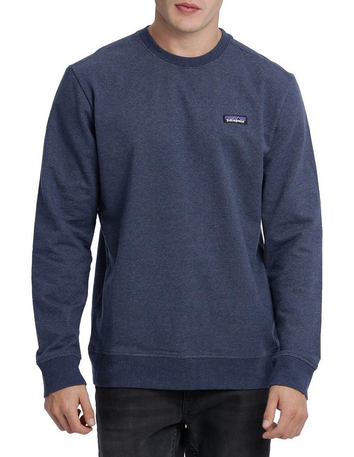 M's P-6 Label Midweight Crewneck Sweater image 2