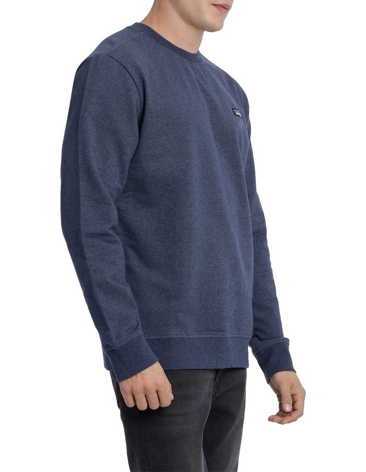 M's P-6 Label Midweight Crewneck Sweater image 3