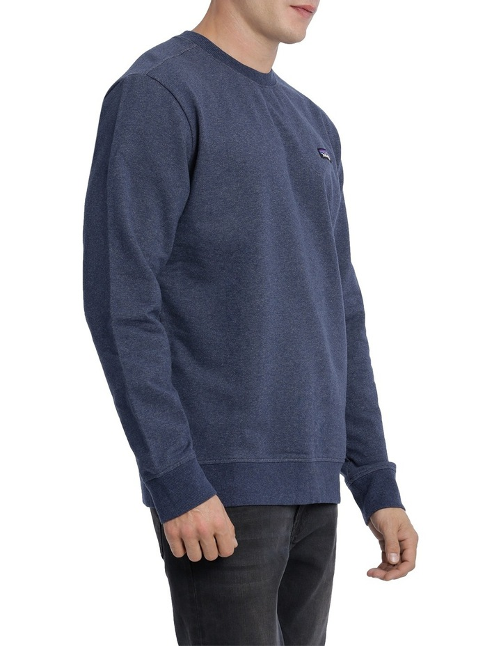 M's P-6 Label Midweight Crewneck Sweater image 4
