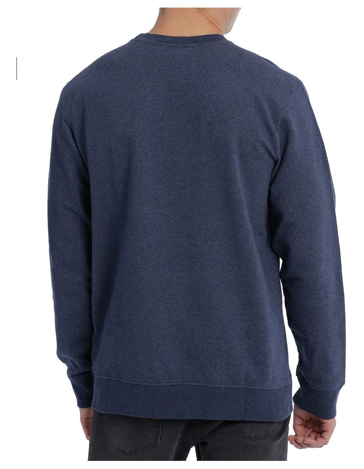 M's P-6 Label Midweight Crewneck Sweater image 6