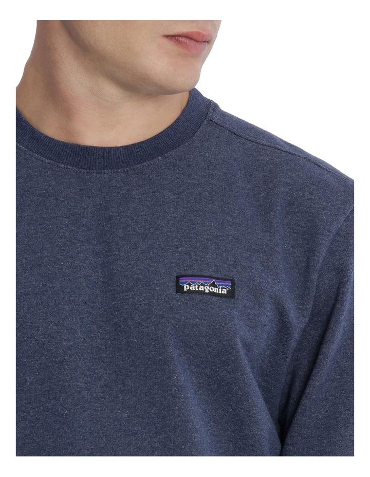 M's P-6 Label Midweight Crewneck Sweater image 8