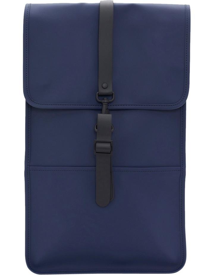 Blue Backpack image 1