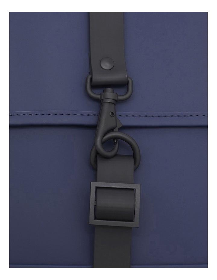 Blue Backpack image 3