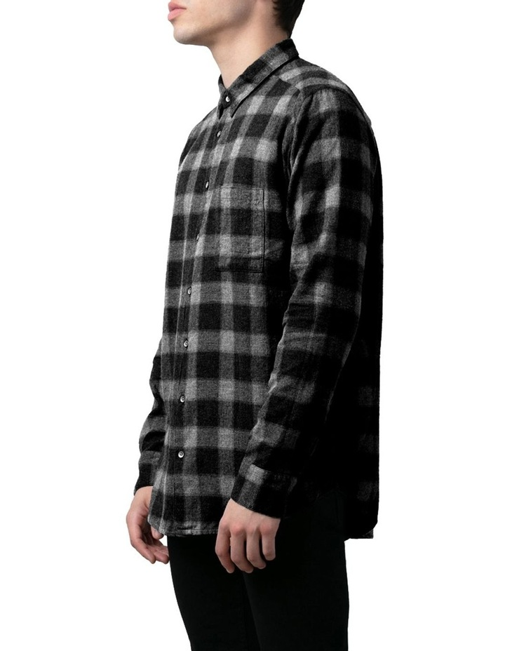 Check Western Relaxed Long Sleeve Shirt image 2