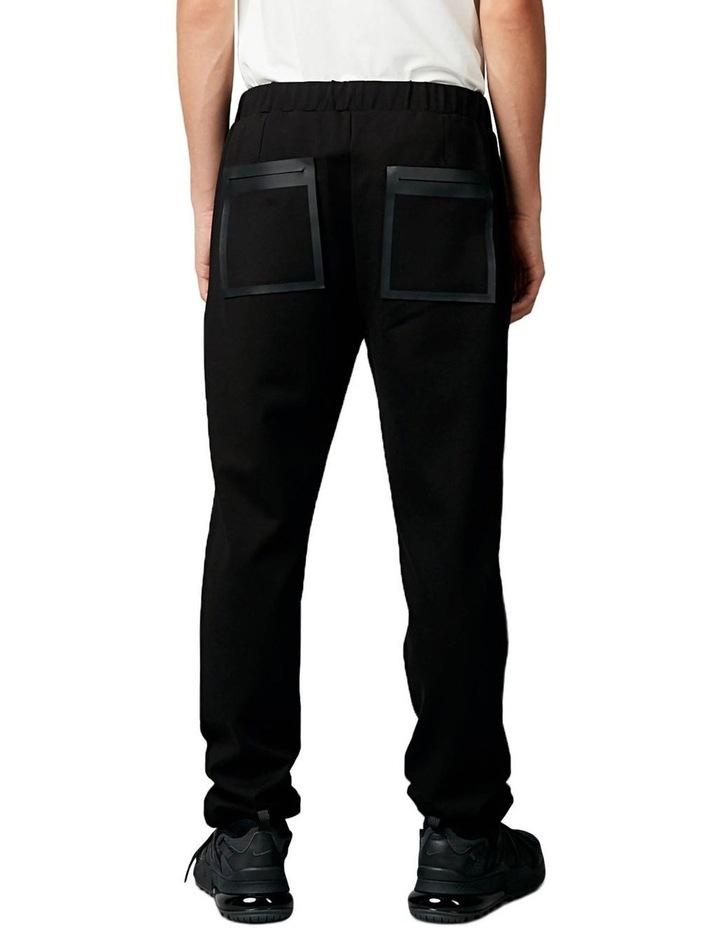 Yuko Elasticised Waistband Suit Pant image 3