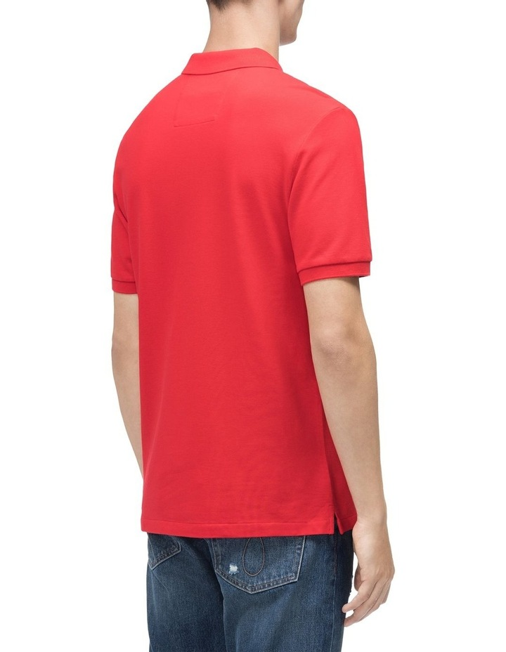 MONOGRAM LOGO REGULAR FIT POLO image 2