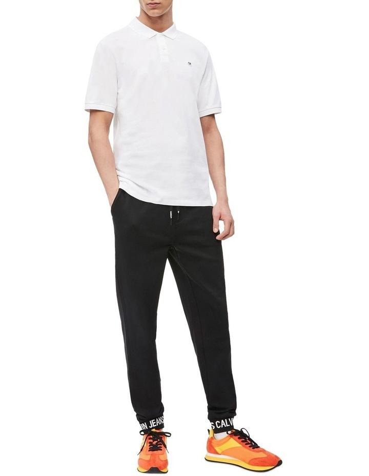 Badge Pima Cotton Polo image 1