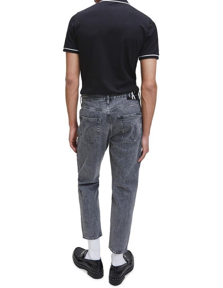 Slim Stretch Piqu Polo Shirt image 5