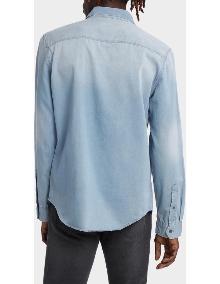 Basic Denim Shirt image 3