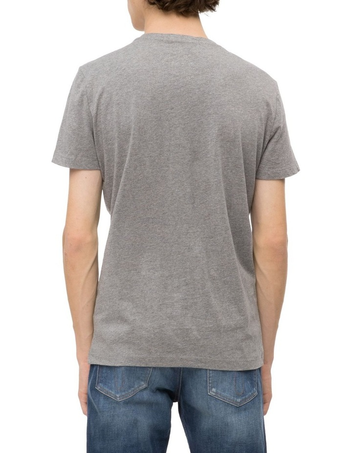 Calvin Klein Jeans Institutional Logo Slim Tee image 2