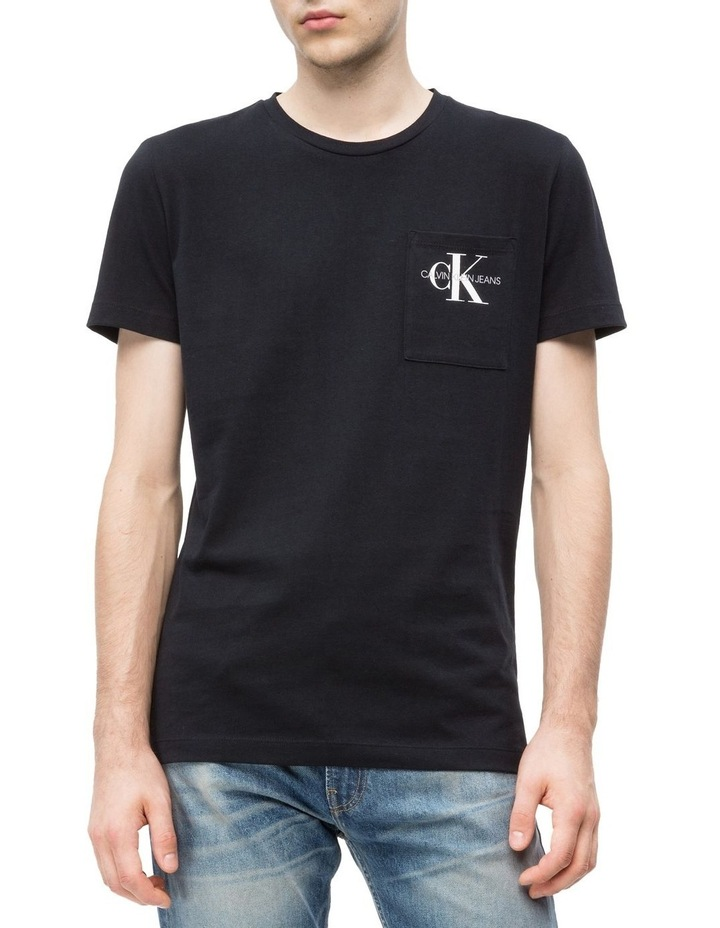 Monogram Pocket Slim T-Shirt image 1