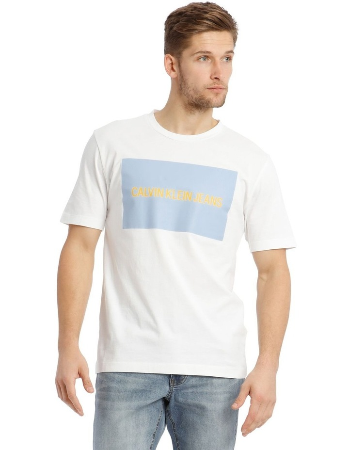 Institutional Box Logo Short-Sleeve T-Shirt image 1
