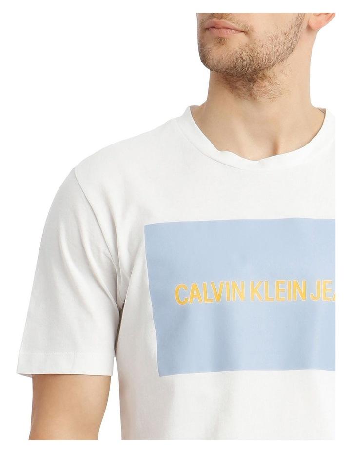 Institutional Box Logo Short-Sleeve T-Shirt image 4
