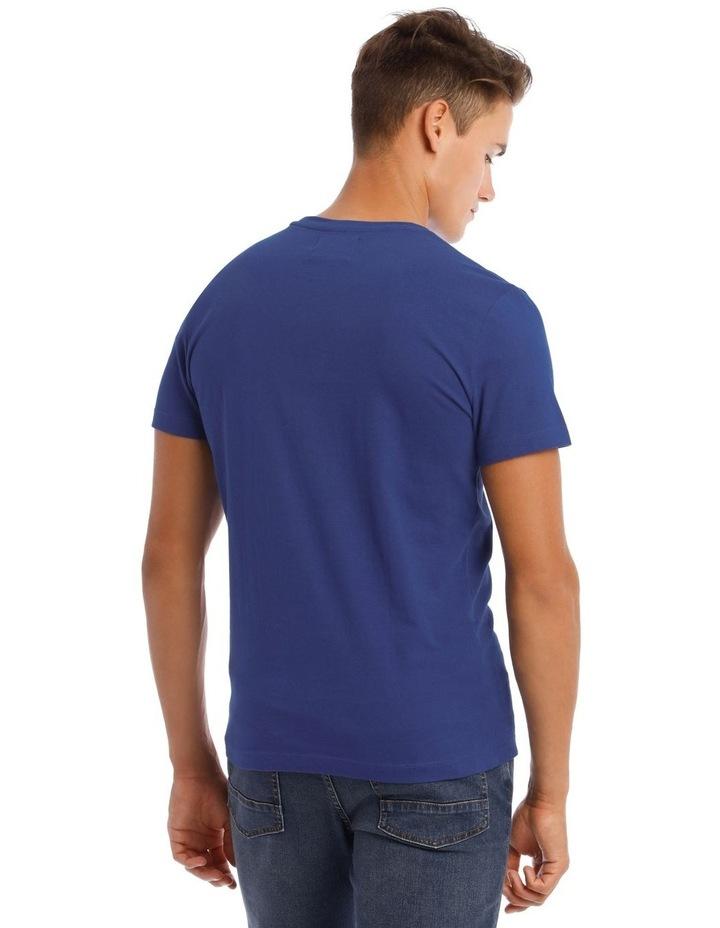 Monogram Pocket Slim T-Shirt image 3