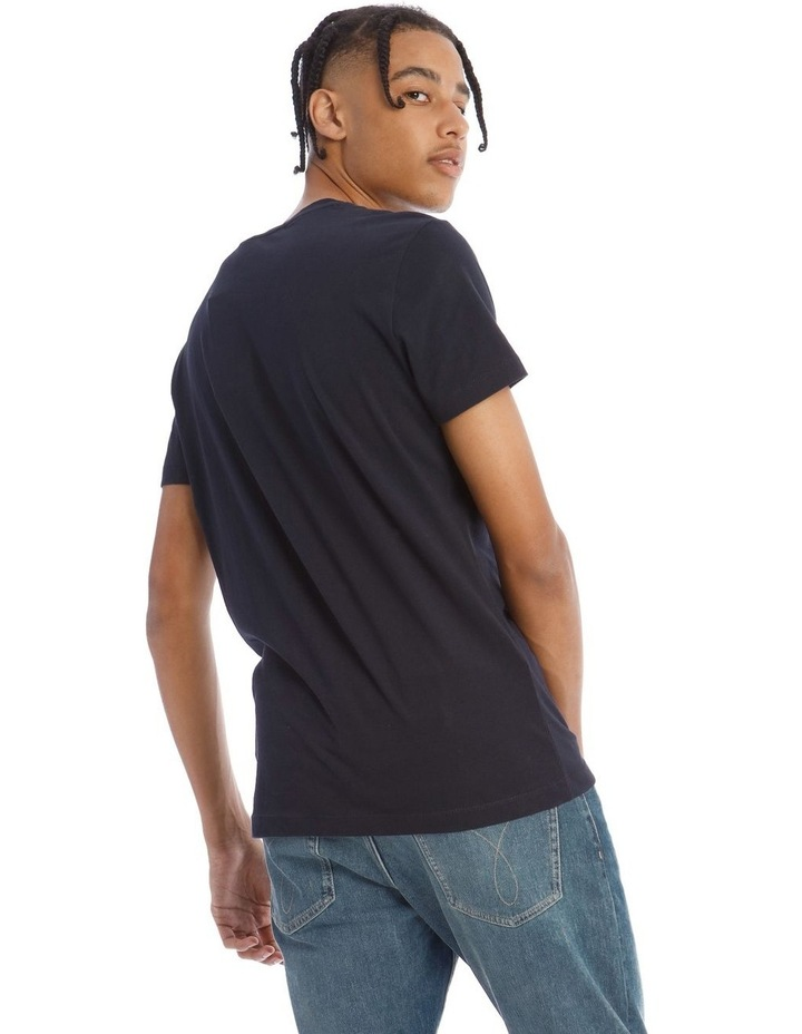 Core Institutional Logo Slim T-Shirt image 2