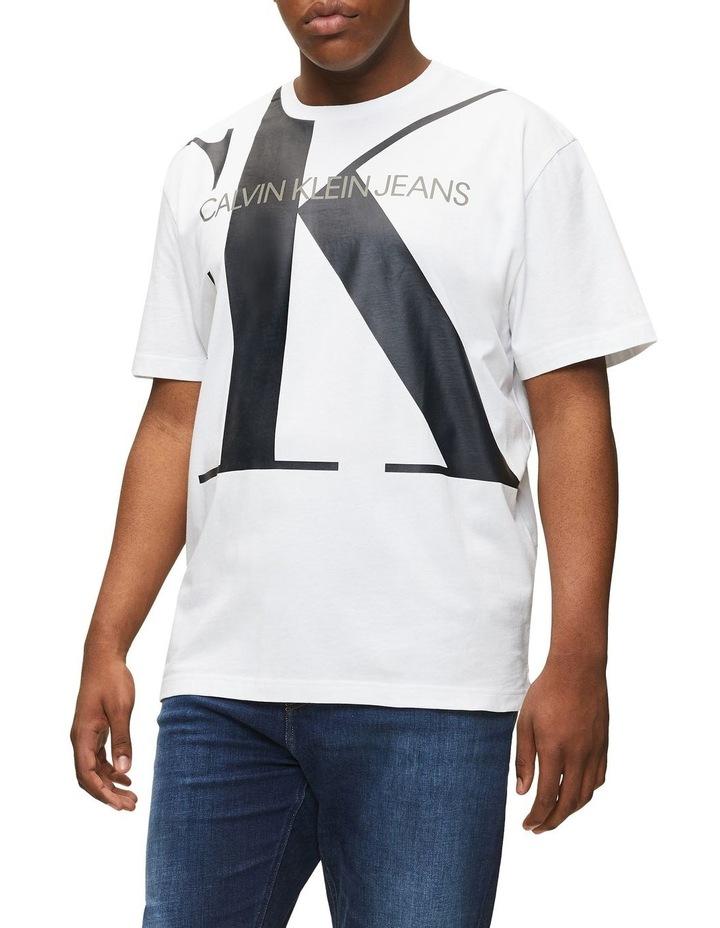 Plus Upscale Monogram Logo Short Sleeve Tee image 1