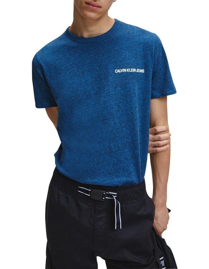 Slim Organic Cotton Logo T-Shirt image 1