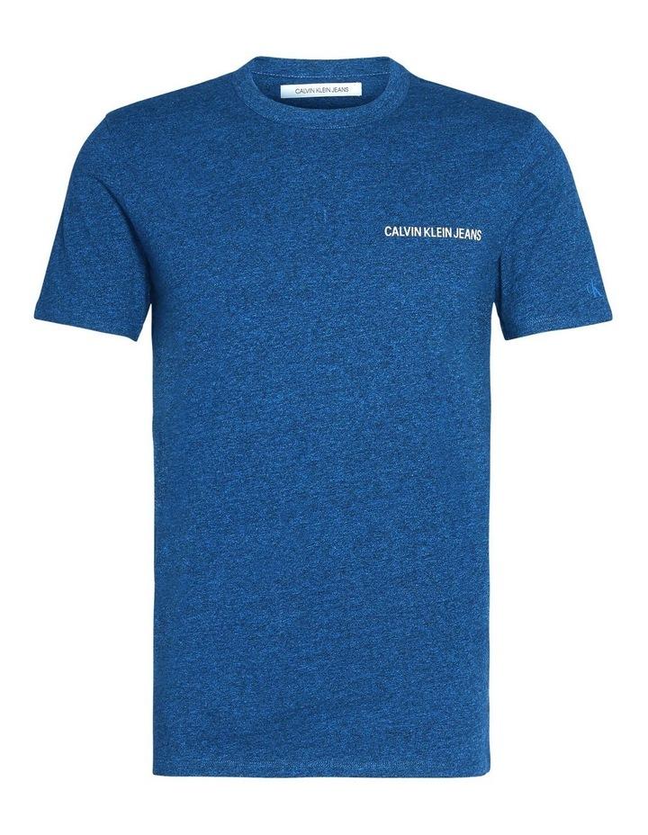Slim Organic Cotton Logo T-Shirt image 2
