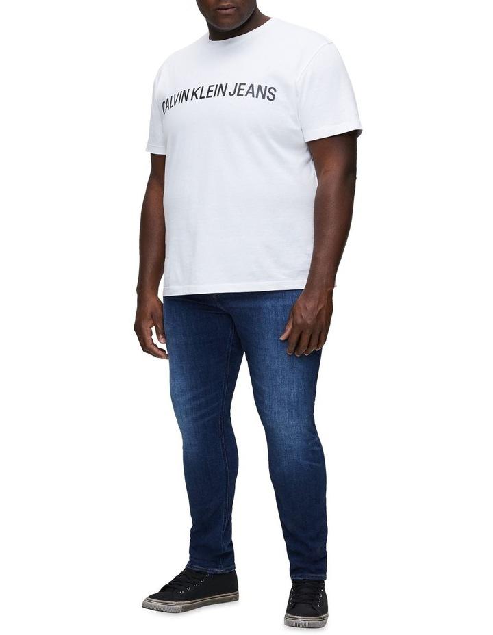 Plus Size Organic Cotton Logo T-Shirt image 2