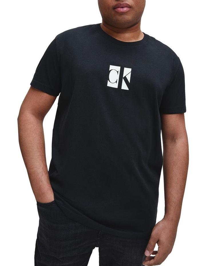 Plus Size Organic Cotton Logo T-Shirt image 1