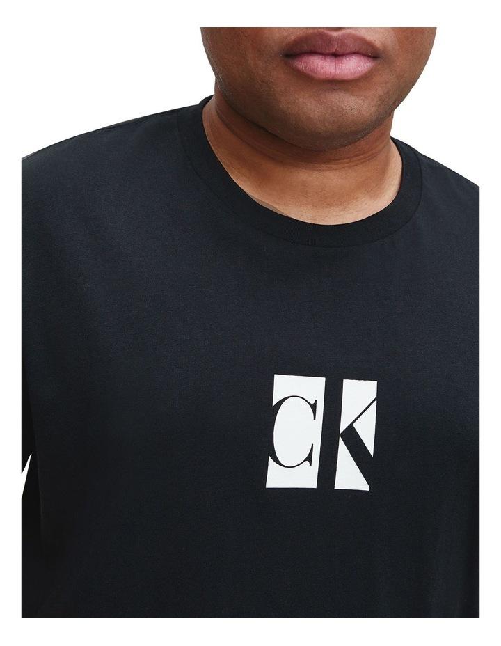Plus Size Organic Cotton Logo T-Shirt image 3
