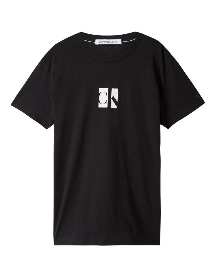 Plus Size Organic Cotton Logo T-Shirt image 5
