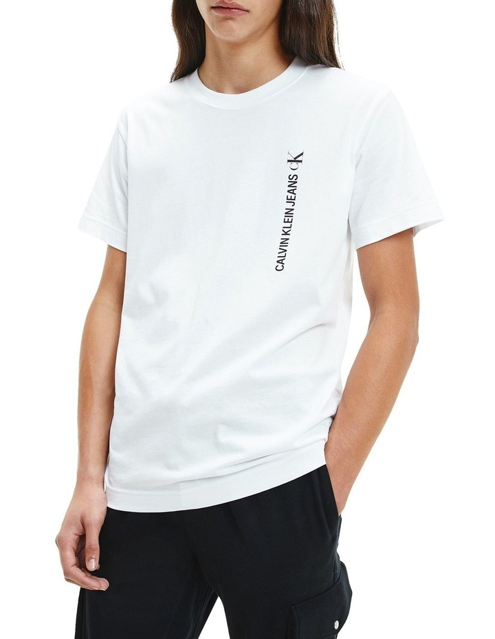 Vertical Back Graphic Tee image 1