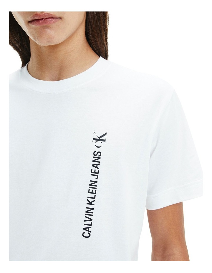 Vertical Back Graphic Tee image 3