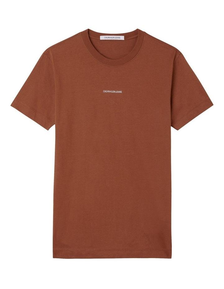 Micro Branding Essential Short Sleeve Tee image 5