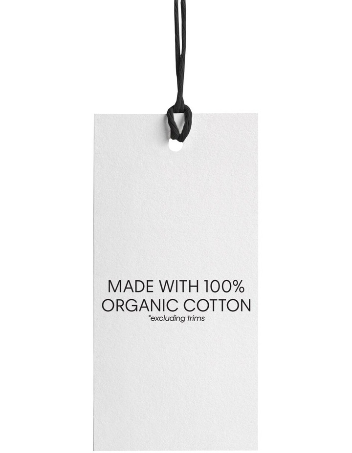 Micro Branding Essential Short Sleeve Tee image 6