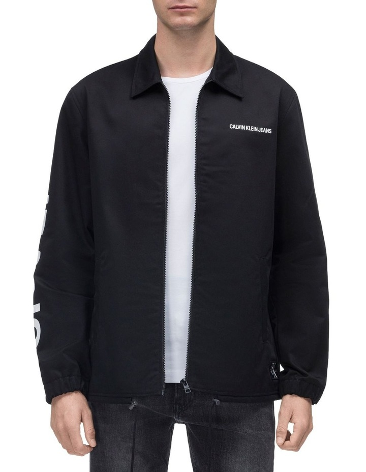 INSTITUTIONAL LOGO COACH JACKET image 1