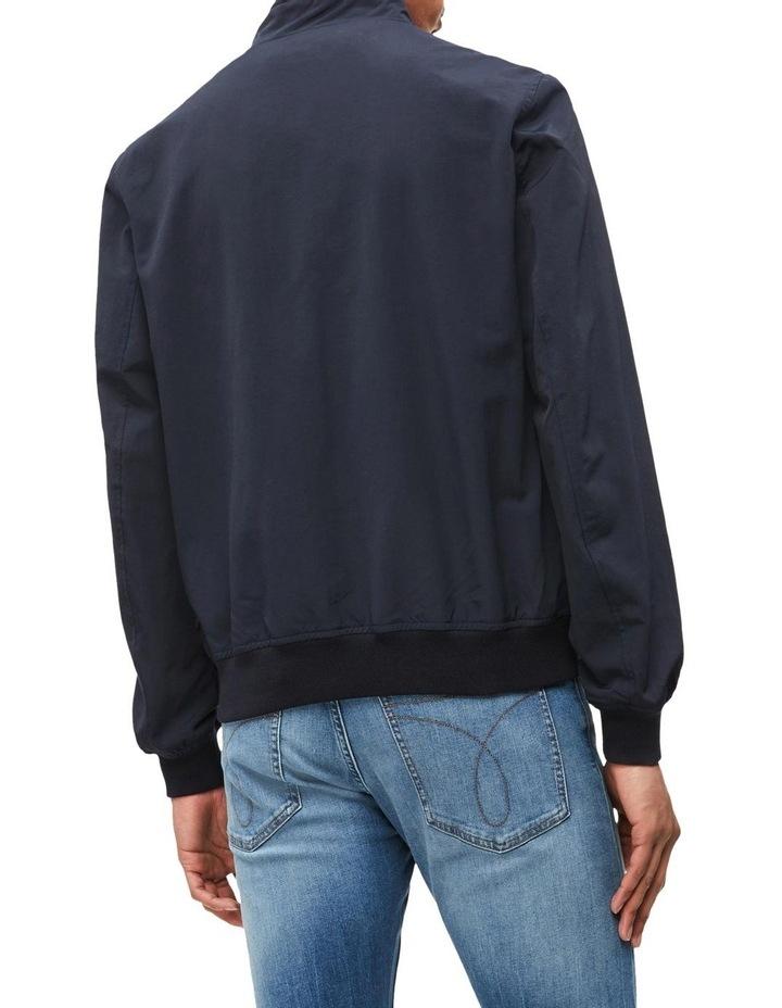 Zip Up Harrington Jacket image 2