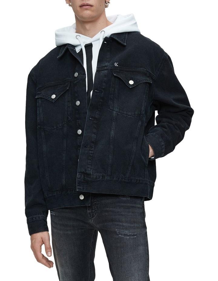 Oversized Foundation Denim Jacket image 1